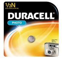 CR1/3N Λιθίου 3V Duracell