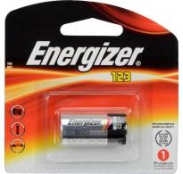 Μπαταρία Λιθίου CR123 Energizer CR123/3V