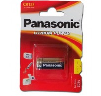 Panasonic CR123A Λιθίου 3V