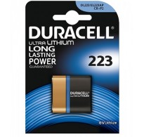 CR-P2 Λιθίου 6V Duracell Ultra M3