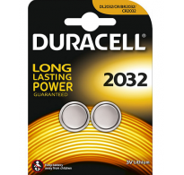 Duracell CR2032 3V   2TEM