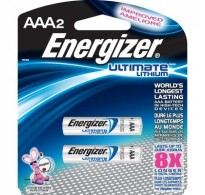 Energizer AAΑ Ultimate Lithium Tεμ 2