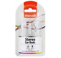 Maxell 303756 Ear buds EB-95 & mic σε λευκό χρώμα