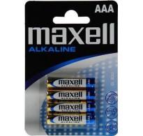 Maxell Alkaline LR03 ΑAA (4τμχ)