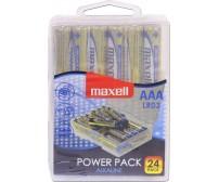 Maxell Alkaline AAA LR03 (24τμχ)
