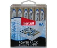 Maxell Alkaline AA (24τμχ)