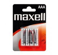 Maxell R03 AAA Blister 4 TEM
