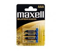 Maxell LR 03 AAA Super Alkaline Blister 4 ΤΕΜ