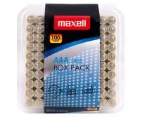 Maxell Alkaline AAA (100τμχ)