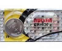 Maxell CR1620 3V Japan
