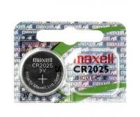 Maxell CR2025 3V Japan