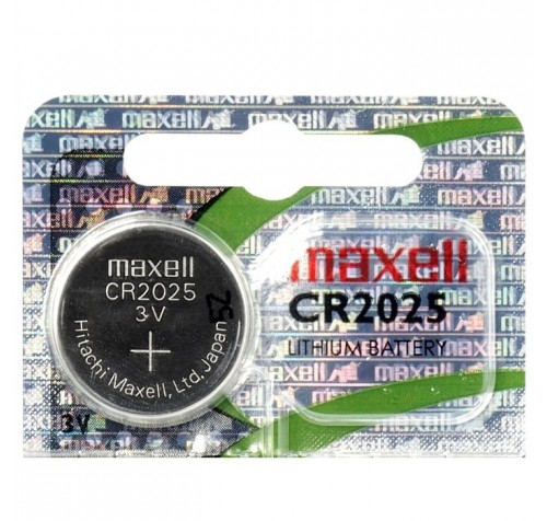 Maxell CR2025 3V Japan