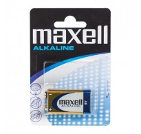 Maxell Alkaline 9V (1τμχ)
