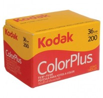 1 Kodak Film Color plus 200 135/36