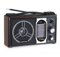 Ραδιόφωνο παγκοσμίου λήψεως LEOTEC LT-2008