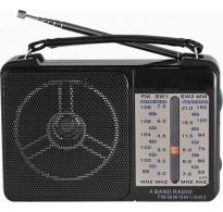 Ραδιόφωνο Golon παγκόσμιας λήψης υψηλής ευαισθησίας με 5 μπάντες