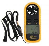 Ψηφιακό ανεμόμετρο - θερμόμετρο χειρός GM816