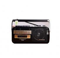 Φορητό Ραδιοκασετόφωνο USB/SD Mp3 Player, Ρεύματος - Μπαταρίας Bliss BS-M55USB