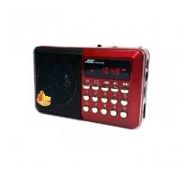 Ραδιόφωνο επαναφορτιζόμενο ψηφιακό με υποδοχή για usb stick + micro sd
