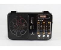 Ραδιόφωνο παγκοσμίου λήψεως Mp3 usb Golon RX 1428