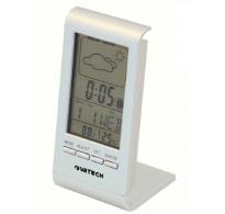 Μετεωρολογικός σταθμός θερμόμετρο υγρασιόμετρο Velamp Therm02