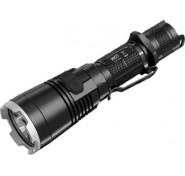 NITECORE MH27UV Επαναφορτιζόμενος φακός LED αλουμινίου 1000 Lumens +UV LED και δέσμη έως 462m.