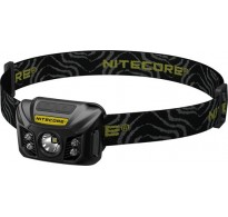 NITECORE HEADLAMP NU32 Φακός Κεφαλής LED Επαναφορτιζόμενος 550 Lumens με 2+2 Βοηθητικά LED