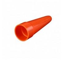 Κώνος σήμανσης φακού πορτοκαλί