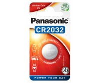 Panasonic Lithium Power CR2032 (1τμχ)