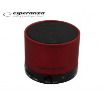 ESPERANZA ΗΧΕΙΟ USB BLUETOOTH EP-115C ΚΟΚΚΙΝΟ
