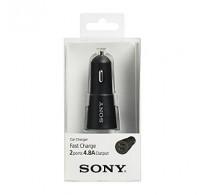 Φορτιστής SONY USB Αυτοκινήτου  12V με 2 θύρες  4,8 Α CP-CADM2
