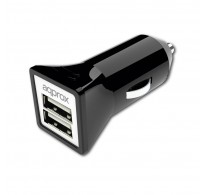 Approx Car Charger 2USB APPUSBCAR31 5V/3.1A