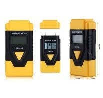Ψηφιακό υγρασιόμετρο ξύλου-οικοδομικών υλικών / θερμόμετρο - DM1100