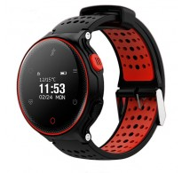 Jaga Smart & Health (Δώρο ένα επιπλέον λουράκι) JS-02 Red