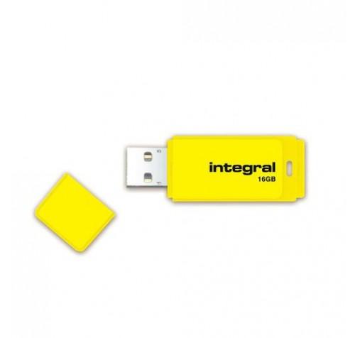 INTEGRAL Integral NEON USB stick 16GB USB 2.0